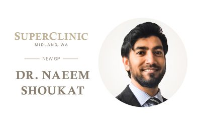 Superclinic Midland is happy to welcome new GP Dr. Naeem Shoukat