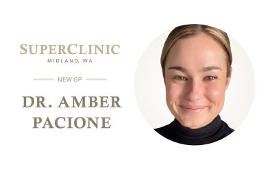 Superclinic Midland is happy to welcome new GP Dr. Amber Pacione